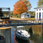 Cayuga-Seneca Canal Lock CS4, Waterloo
