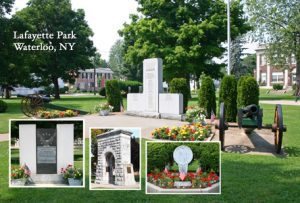 Lafayette Park, Waterloo, NY
