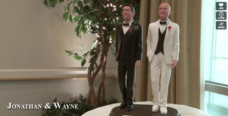 John & Wayne