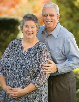 Dave & Darlene Duprey