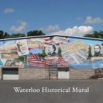 Waterloo Historical Mural