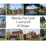 10 Postcard Limited Edition Set